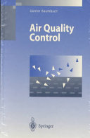 Air Quality Control Book