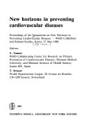 New Horizons in Preventing Cardiovascular Diseases