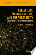 Reliability  Maintainability  and Supportability