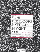 El Hi Textbooks Serials In Print 2001