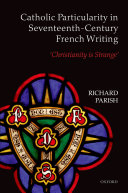 Pdf Catholic Particularity in Seventeenth-Century French Writing Telecharger