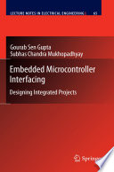 Embedded Microcontroller Interfacing Book