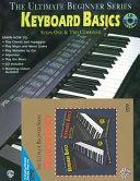 Ultimate Beginner Keyboard Basics Mega Pak Book Cd Dvd