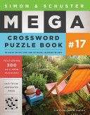 Simon   Schuster Mega Crossword Puzzle Book  17