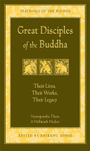 Pdf Great Disciples of the Buddha