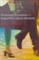 Pdf Personnel Economics in Imperfect Labour Markets