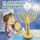 The Night Before Hanukkah Book