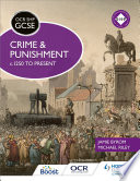 Ocr Gcse History Shp Crime And Punishment C 1250 To Present