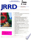 Journal of Rehabilitation Research & Development