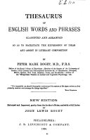 Pdf Thesaurus of English Words and Phrases