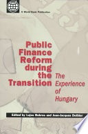 Public Finance Reform During the Transition