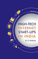 High tech Internet Start ups in India