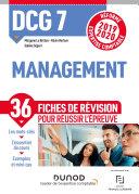 Pdf DCG 7 Management - Fiches de révision Telecharger