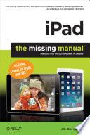 """""""iPad: The Missing Manual"""" by J.D. Biersdorfer"""