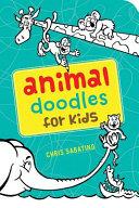 Animal Doodles for Kids