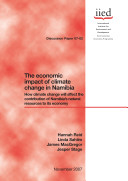 The Economic Impact of Climate Change in Namibia