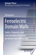 Ferroelectric Domain Walls