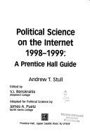 Political Science on the Internet  1998 1999 Book