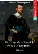 The Tragedy of Hamlet, Prince of Denmark (English French edition illustrated)