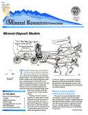 Mineral Resources Newsletter