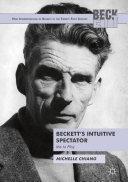 Pdf Beckett's Intuitive Spectator Telecharger
