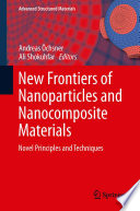 New Frontiers of Nanoparticles and Nanocomposite Materials Book