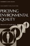 Perceiving Environmental Quality