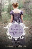 The Elusive Miss Ellison Pdf/ePub eBook