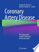 Coronary Artery Disease Book