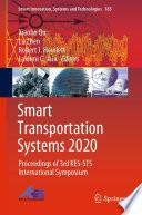 Smart Transportation Systems 2020