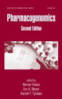 Pharmacogenomics  Second Edition