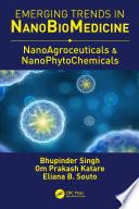 NanoAgroceuticals   NanoPhytoChemicals Book