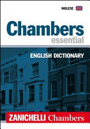 Chambers Essential English Dictionary
