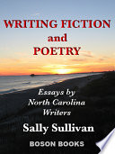 Writing Fiction and Poetry Book