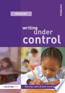 Writing Under Control