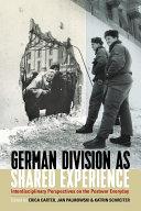 German Division as Shared Experience [Pdf/ePub] eBook