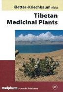 Tibetan Medicinal Plants