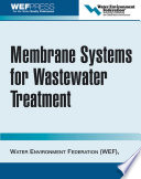 Membrane Systems for Wastewater Treatment Book