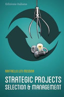 Strategic Projects Selection and Management B/W