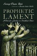 Prophetic Lament Pdf