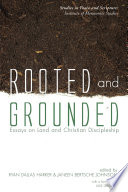 Rooted and Grounded