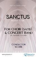 Sanctus - Choir & Concert Band (score) Pdf/ePub eBook