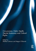 Circumcision, Public Health, Genital Autonomy and Cultural Rights Pdf/ePub eBook