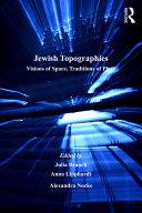 Jewish Topographies