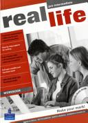 Real Life Global Pre-Intermediate Workbook and Multi-ROM Pack