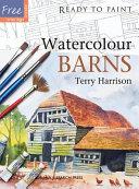 Watercolour Barns