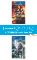 Harlequin Nocturne November 2016 Box Set