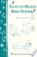 Easy-to-Build Bird Feeders