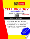 Cell Biology Concept Questions