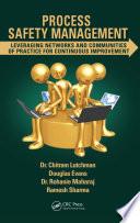 Process Safety Management Book